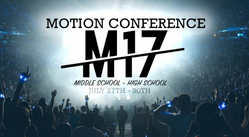 2017 Motion Conference Youth Camp