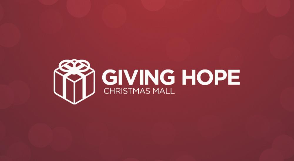 Giving Hope Christmas Mall