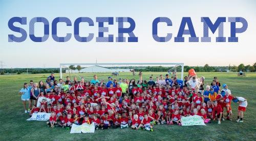 Soccer Camp Week 2 Morning Session