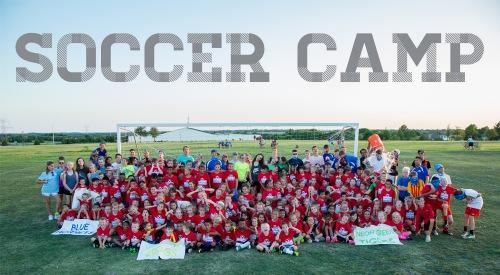 Soccer Camp Week 1 Evening Session