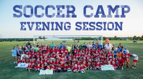 Summer Soccer Camp Evening Session 2020