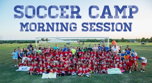 Summer Soccer Camp Morning Session 2020