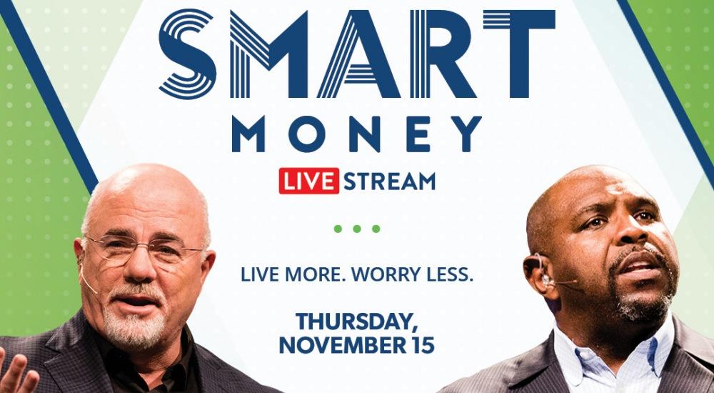 Smart Money - Dave Ramsey Live Stream